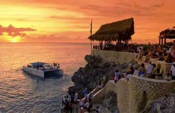 Rick's Café and Sunset Cruise - watersports in Negril, Jamaica