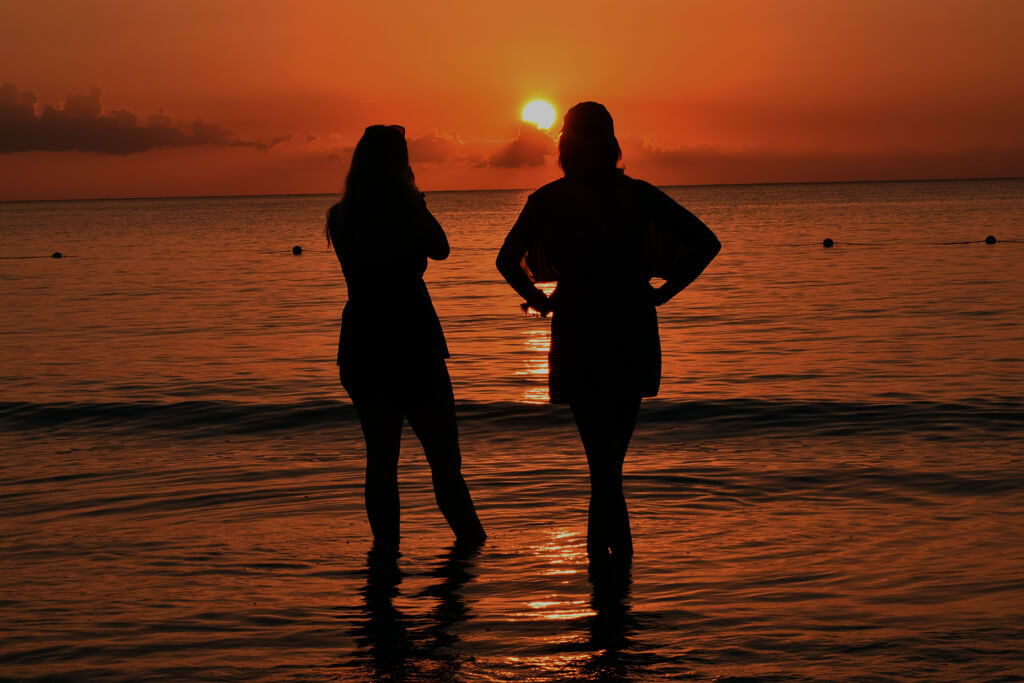 Adults Only Resort In Negril, Jamaica- Sunset At The Palms Logo