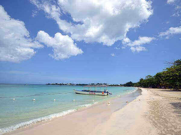 beaches in negril jamaica