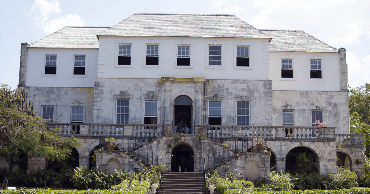 Annie Palmer - The White Witch of Rose Hall -