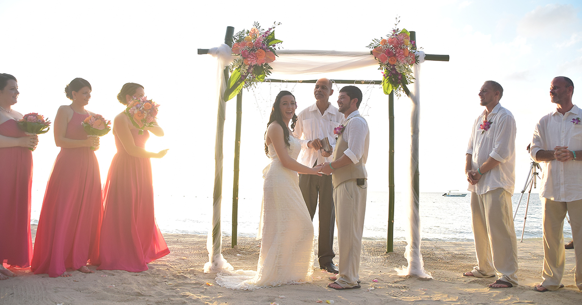 A Few Tips To Help You Prepare For Your Negril Jamaica Destination Wedding
