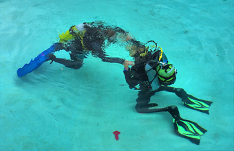 PADI Discover Scuba Diving - watersports in Negril, Jamaica